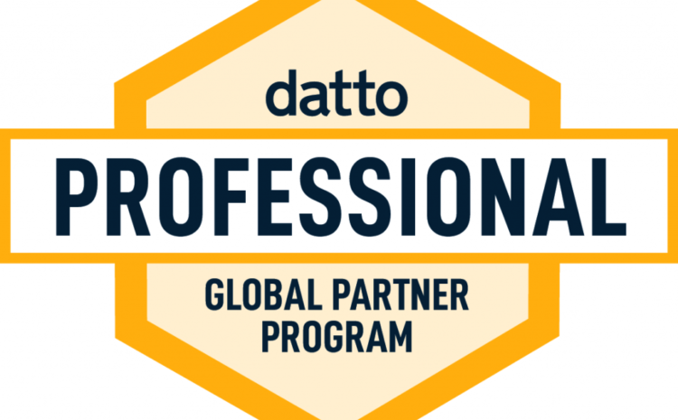 Datto Certification