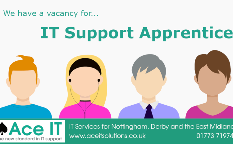 IT Support Apprentice