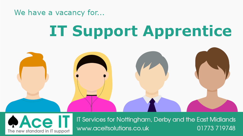 IT Support Apprentice