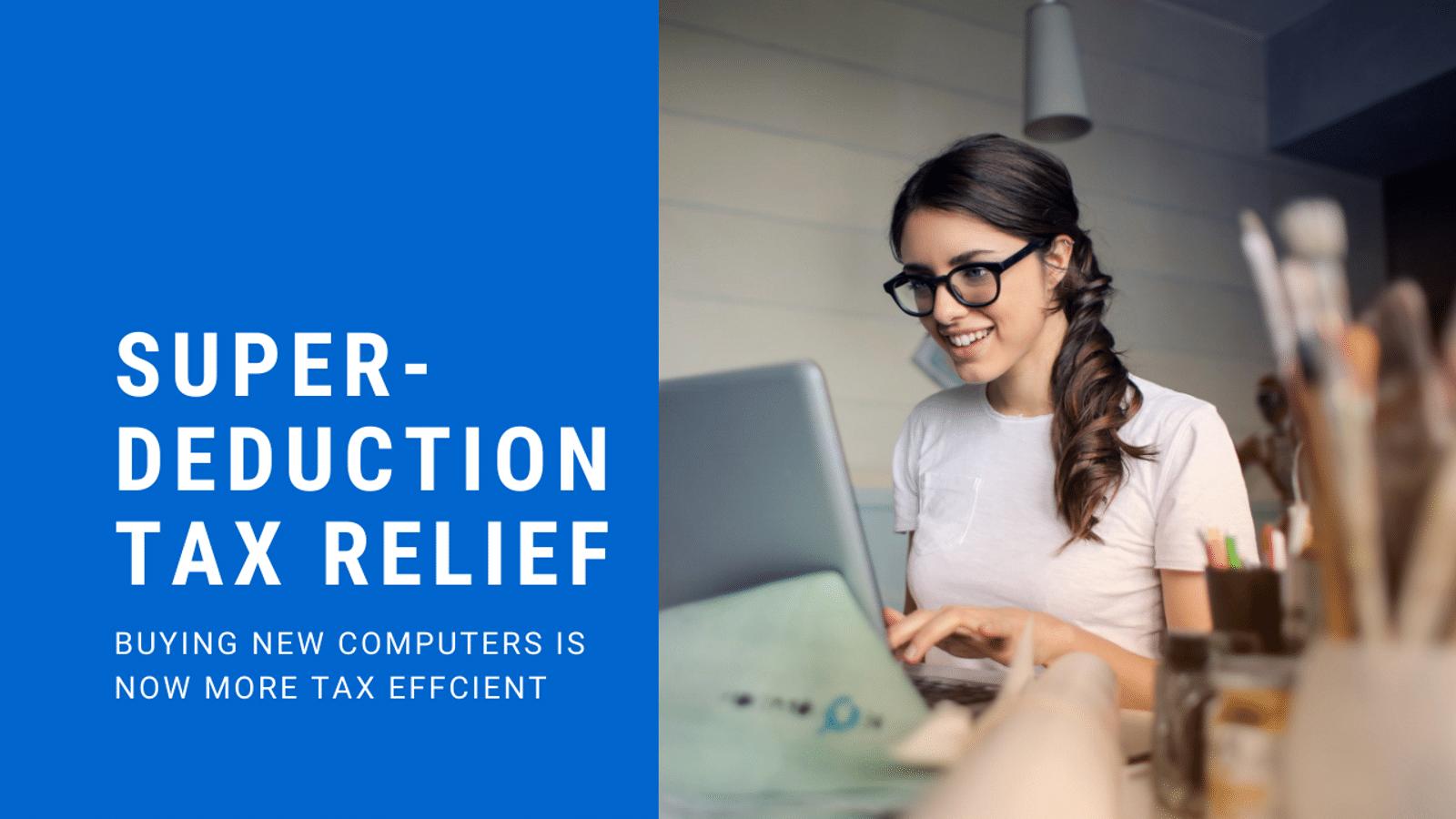 Super-deduction Tax Relief